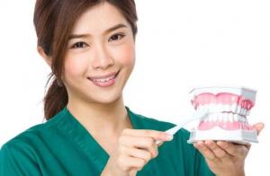Cara Menyikat Gigi